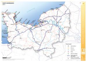 Les ports normands - 2015