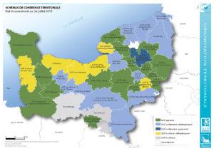 Les Schémas de Cohérence Territoriale (SCoT) - 2015